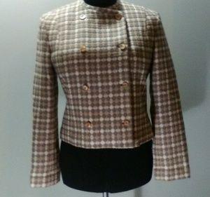 Vintage Box Jacket, Rena Rowan, Ladies Size 8
